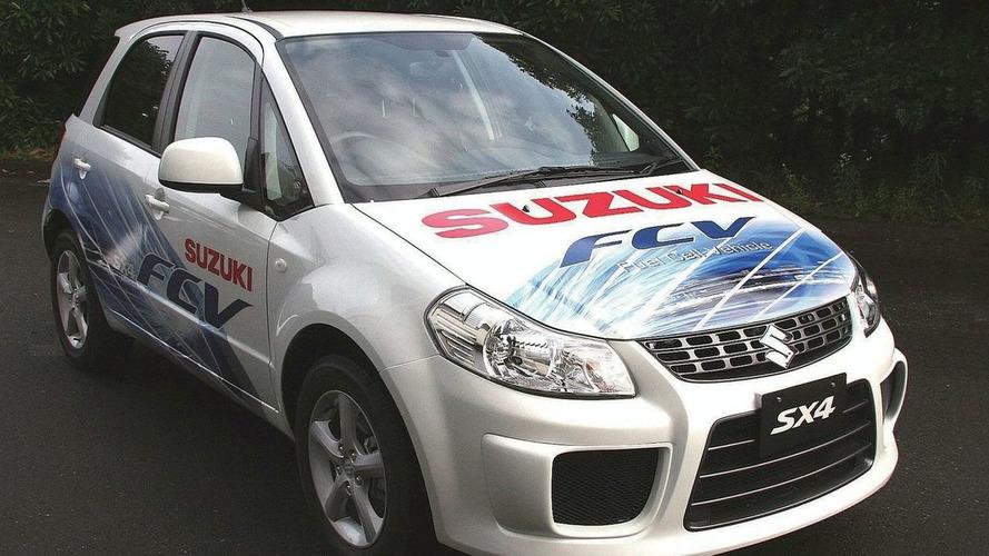 Suzuki to Display Latest Fuel Cell Vehicle in Paris