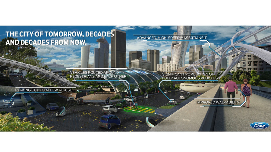 Ford's 'City of Tomorrow' is beyond vehicles, focuses on mobility