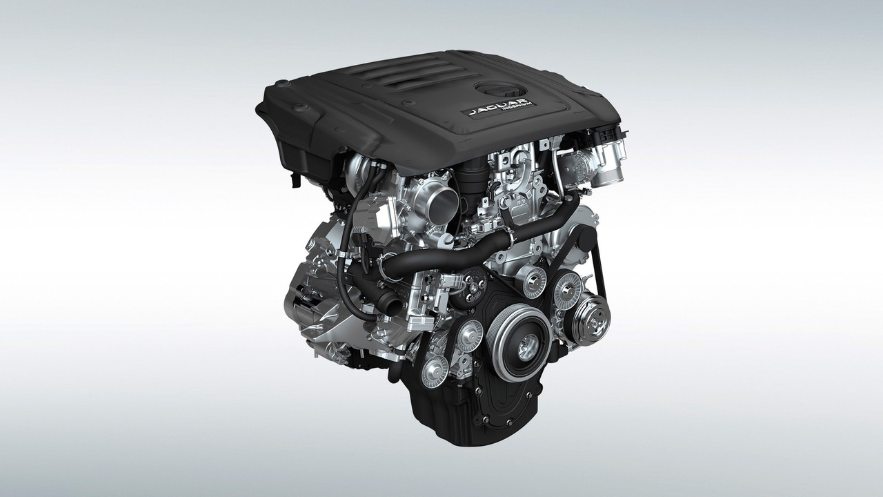 Ingenium engine