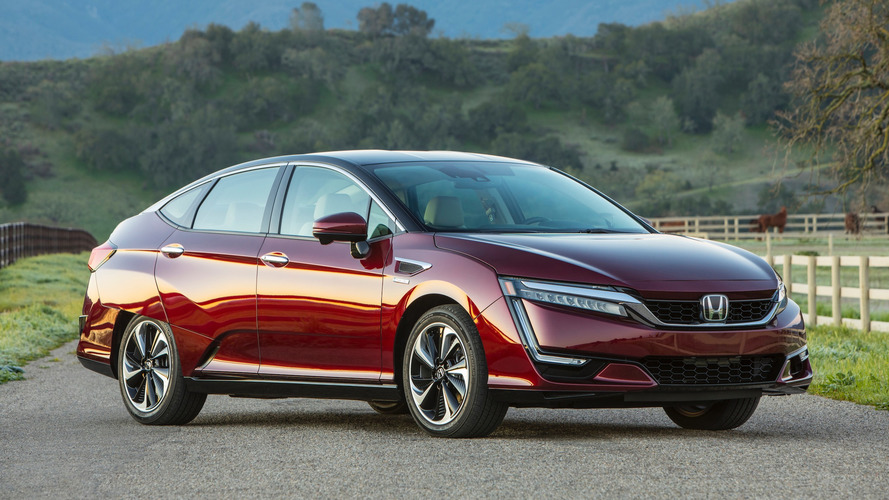 2017 Honda Clarity Fuel Cell First Drive: Just unlike everything else