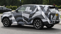 Range Rover Sport prototype first spy photos