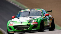 Mazda MX-5 GT4 costs 150,000 pounds