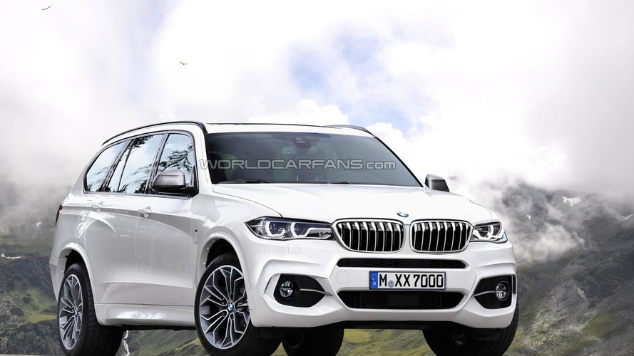 BMW X7 render is a taste of what's to come