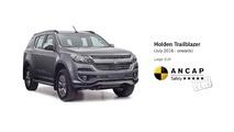 2017 Holden Trailblazer surfaces early via Australia safety rating agency