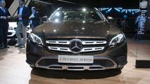 Mercedes-Benz E200 All-Terrain 2017 Mondial de l'Automobile