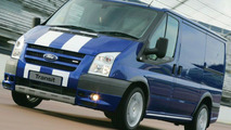 Ford Transit SportVan Revealed (UK)