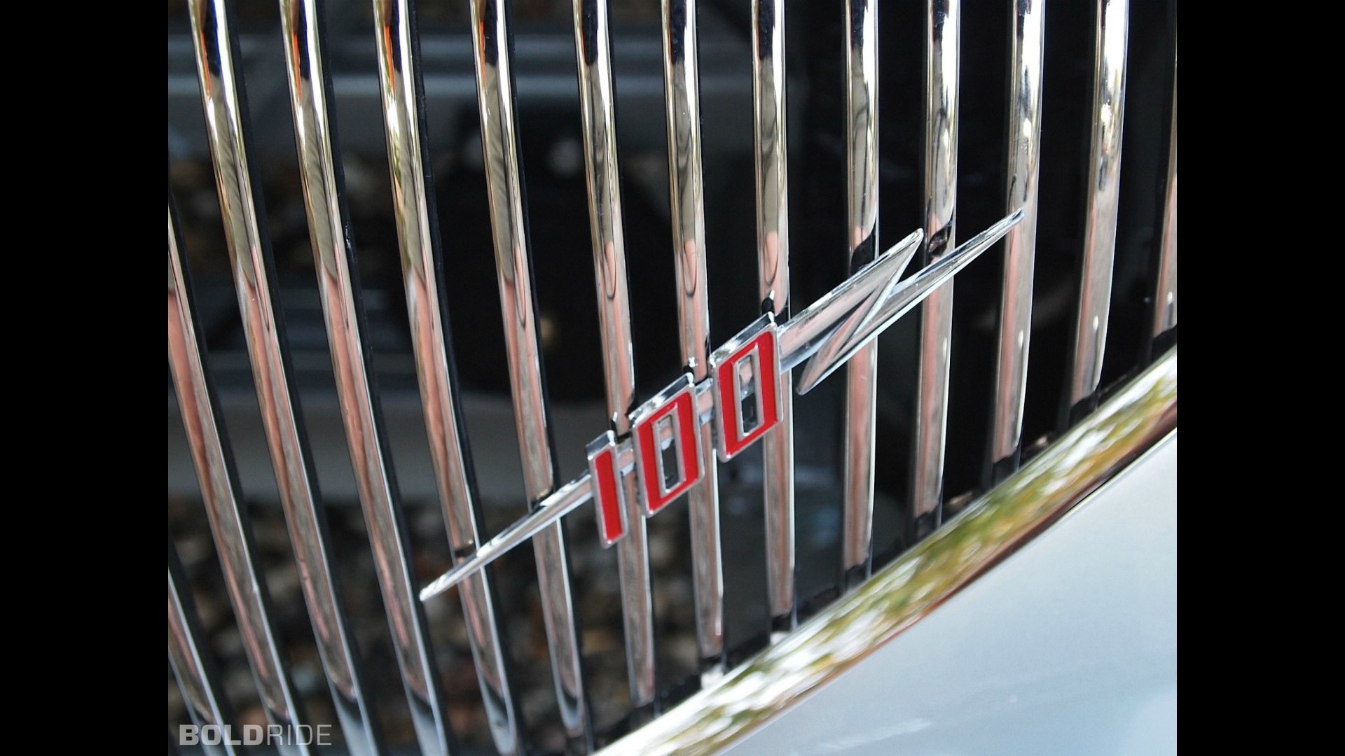 Austin-Healey 100