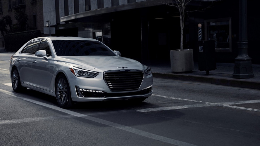 Genesis looking to plug-in to the green market