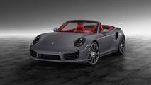 Porsche Exclusive reveals special custom-order 911 Turbo Cabriolet