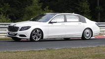 Mercedes-Benz S-Class Maybach to debut at Los Angeles Auto Show in November - report