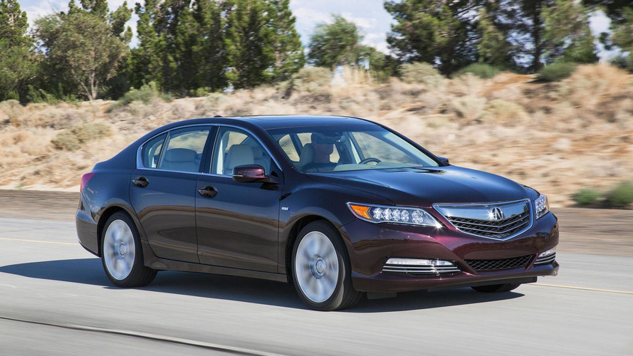 Acura finally launches the RLX Sport Hybrid