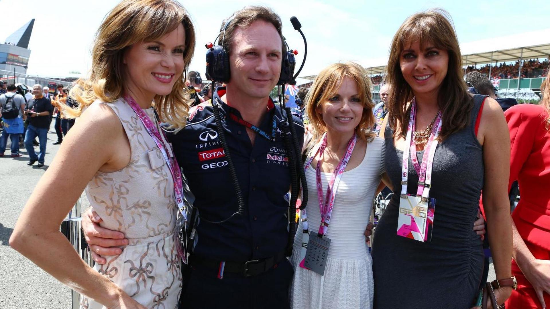 Next challenge is fatherhood for F1's Horner