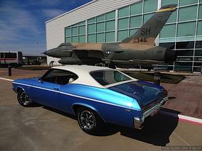 eBay Car of the Week: 1969 Chevrolet Chevelle SS396