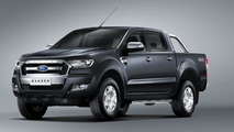 2015 Ford Ranger facelift officially revealed