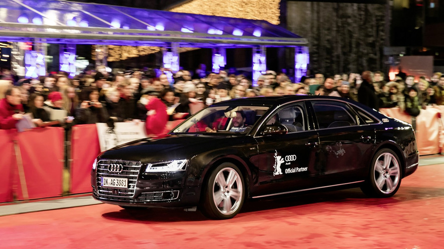 Audi introduces autonomous A8 L W12 [video]