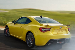 2017 Subaru BRZ Series.Yellow is Definitely Not Mellow