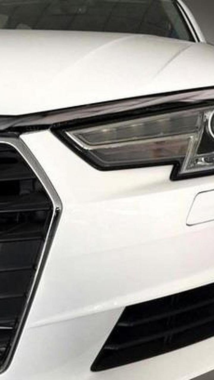 2016 Audi A4 spy photo / autohome.com.cn