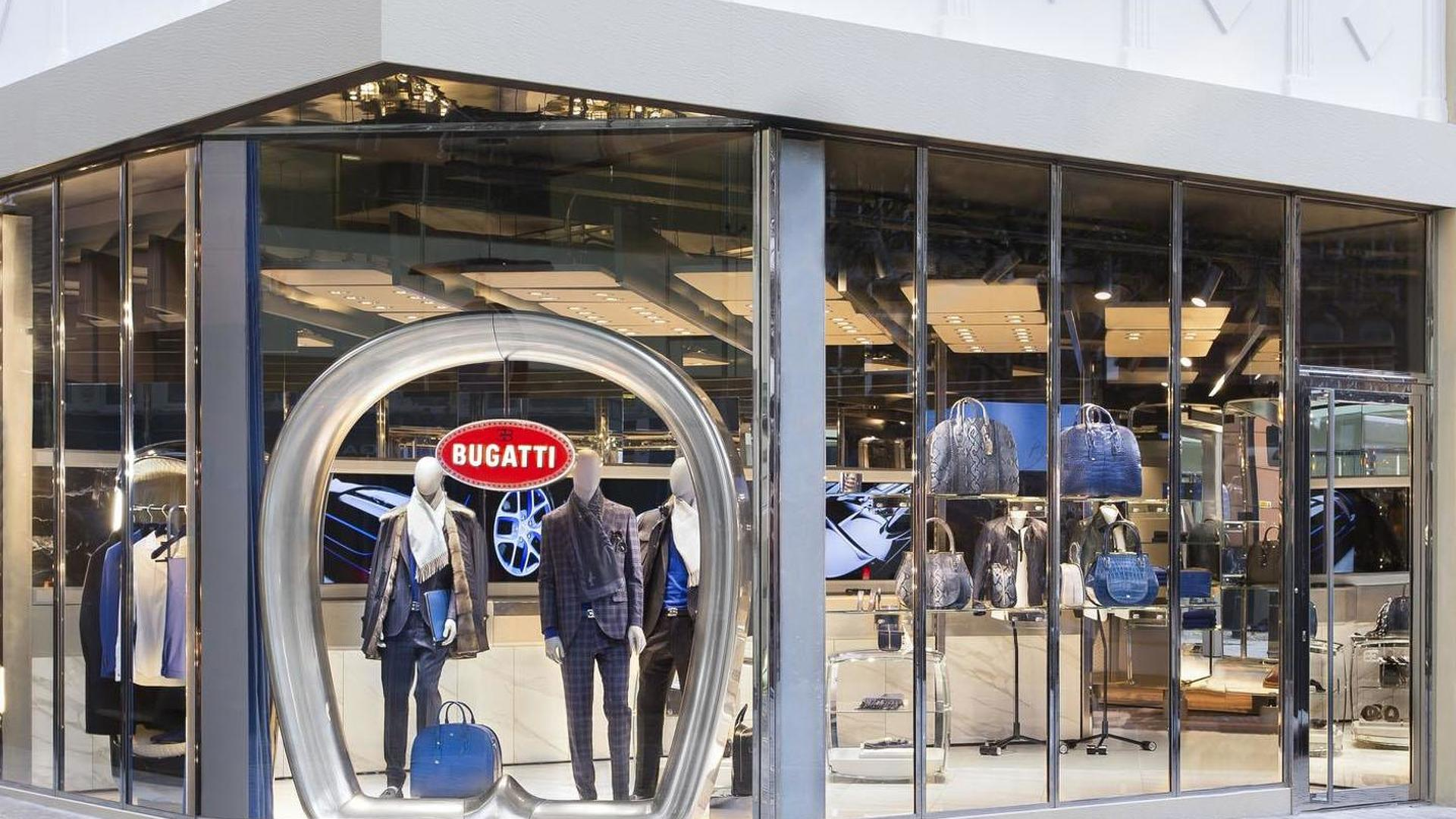 Bugatti opens their first lifestyle boutique in London