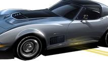 Chevrolet unveils three Corvettes for SEMA [videos]