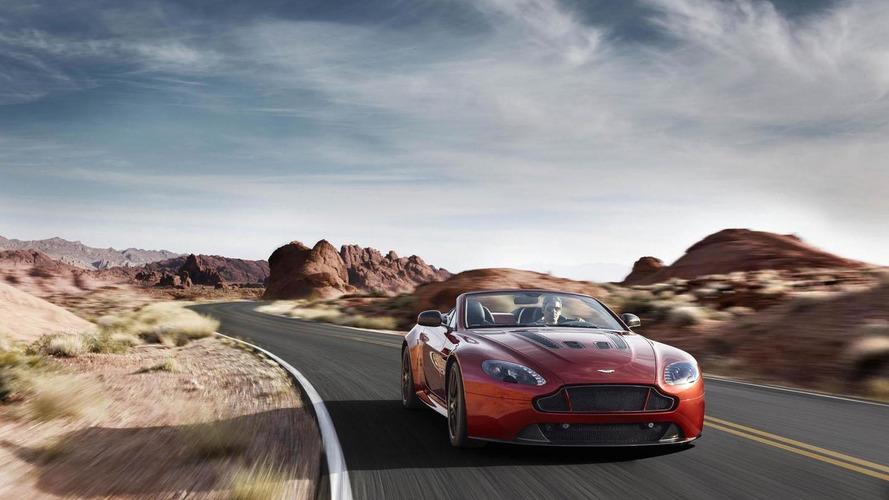 Aston Martin V12 Vantage S Roadster to debut at Pebble Beach