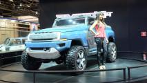 Brazil's Troller T4 Xtreme concept envisions possible future Bronco