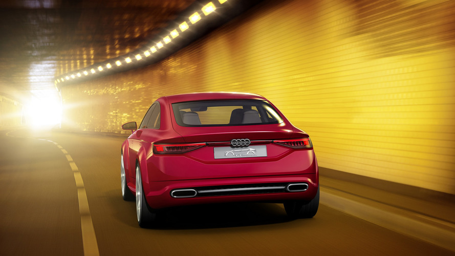Audi planning A3 four-door coupe to rival Mercedes CLA?