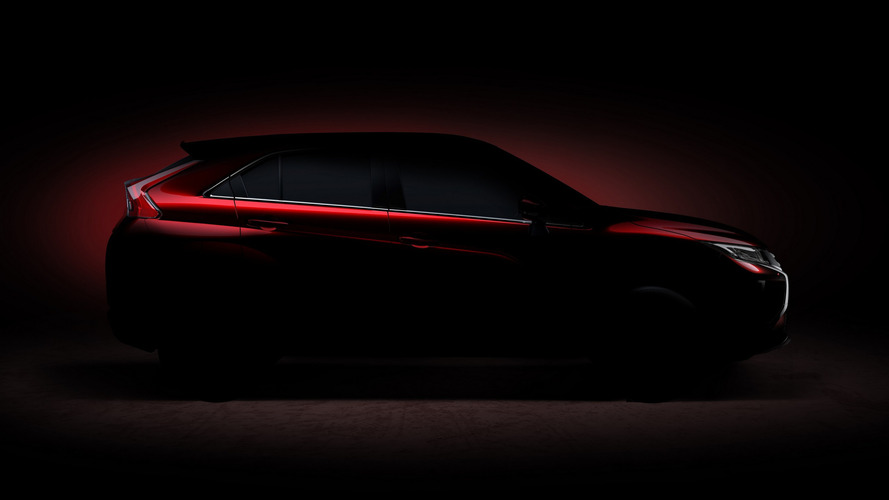 Mitsubishi'nin kompakt SUV'si Cenevre öncesi göz kırptı