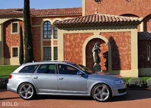 Audi RS 6 Avant UK Version