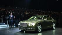 2014 Bentley Flying Spur at 2013 Geneva Motor Show