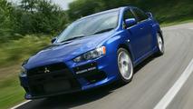 All-New Mitsubishi Lancer Evolution