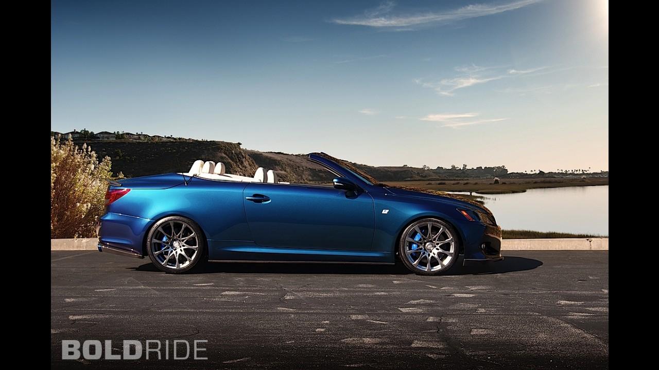 Lexus IS 350C SEMA by VIP Auto Salon