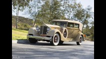 Packard Twelve Convertible Sedan