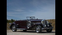 Duesenberg Model SJ Convertible Coupe