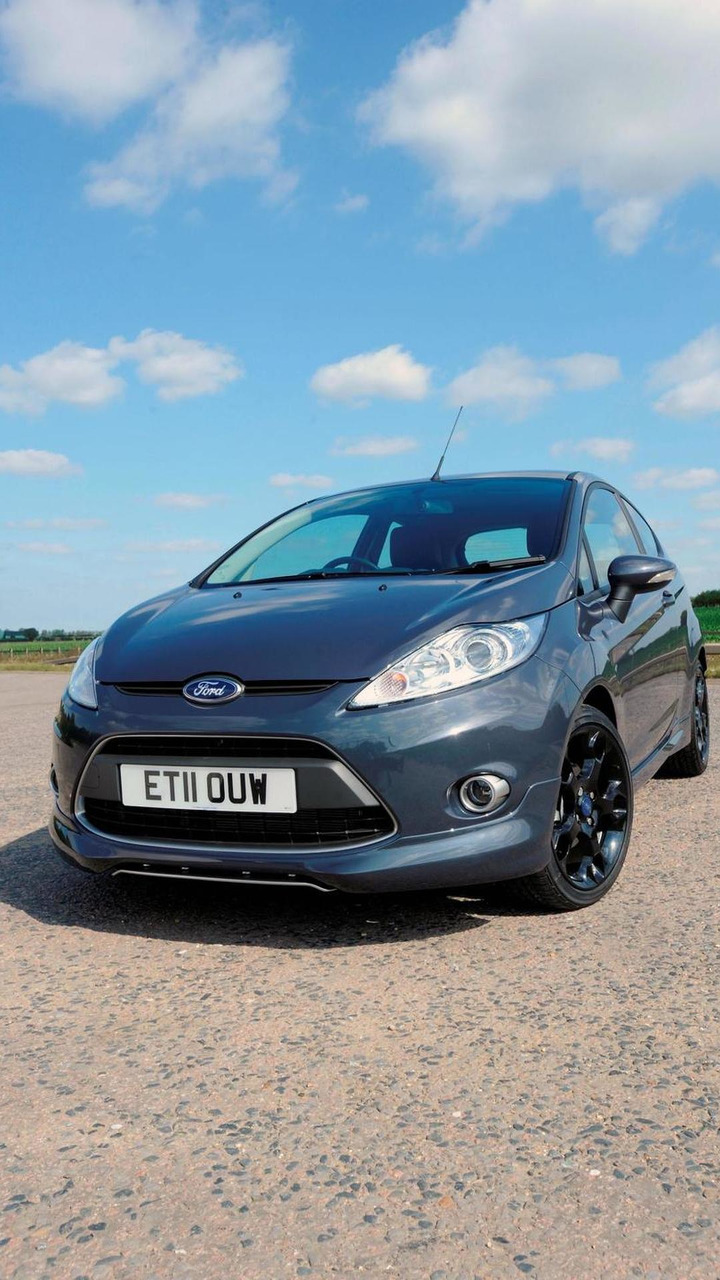 Ford Fiesta Metal special edition - 27.9.2011