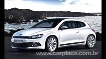 Volkswagen Scirocco - Fotos oficiais do novo coupé vazam antes do lançamento