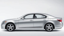 Lexus LS 460 limousine to Make UK Debut