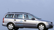 Opel Astra station wagon 1.6 CNG