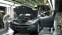 Mazda CX-9 Production Start for North American Market