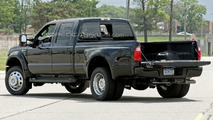 2009 Ford F450 Harley Davidson Caught Undisguised