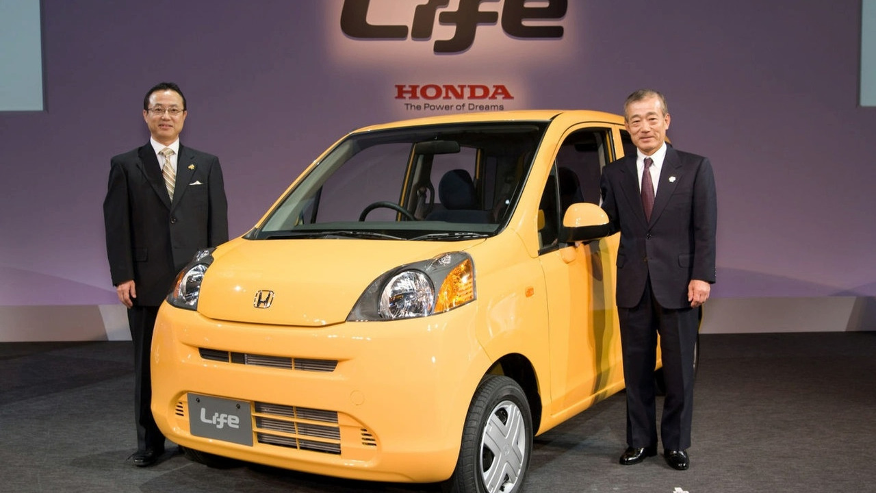 Honda All-New Life