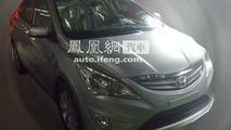 2011 Hyundai Accent - Verna spy photos - 550 - 01.04.2010