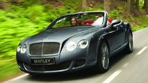 Next Generation Bentley Continental Speculations Emerge