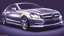 Mercedes-Benz CLS by Carlsson 22.12.2010