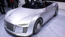 Audi looking to add new sport model - maybe based on e-Tron Spyder concept