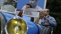 100 years Bugatti, Concorso d'Eléganza Villa d'Este 2009
