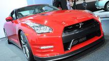 2012 Nissan GT-R at LA Auto Show