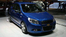 Chevrolet Aveo 3-Door at Geneva