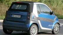SPY PHOTOS: smart fortwo Cabrio