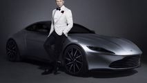 Aston Martin DB10 going up for auction, expected to sell for over $1.4 million