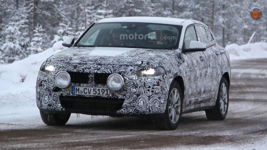 BMW X2 set for Paris Motor Show world premiere